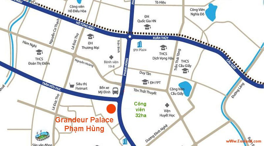 vi-tri-grandeur-palace-pham-hung